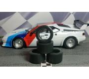 Paul Gage PGT-20128LMXD Urethane Tires 20x12x8mm x2