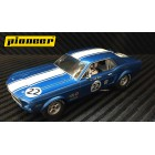 Pioneer P010 Mustang Notchback No.22, 'Bill Maier'