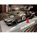 Pioneer P061 Mustang Fastback 1968 'Bare Metal Racer' No.2