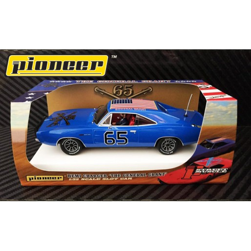 Pioneer P094 Dodge Charger, The General Grant 'Crazy Blue'