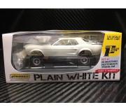 Pioneer PWK1 Mustang Notchback 1968 Kit Blanc