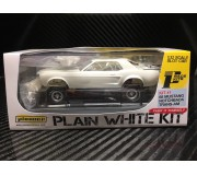 Pioneer PWK1 Mustang Notchback 1968 White Kit