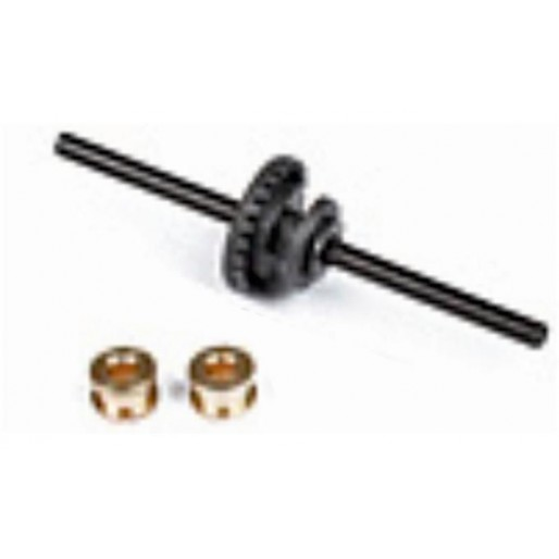 Ninco 80403 Axles 49mm + Inline Crown 24 teeth