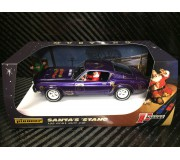 Pioneer P073 Mustang 390 GT Santa's 'Stang, Sugarplum Purple 2018 Christmas Edition