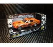 Pioneer P053 Mustang Notchback 1968 Orange X-Ray, '50th Anniversary'