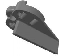 SureChange SPORT guide + fixing screw