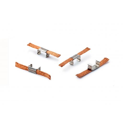 Policar HR02 Spare copper braids for ''CT'' cars x4