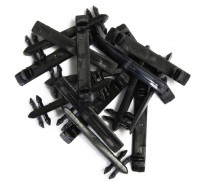 Carrera GO!!! 88111 Clips de Fixation de Rails
