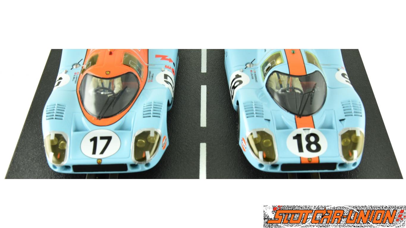 Le Mans Miniatures Porsche 917lh ✓ Porsche Car