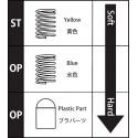Kyosho Dslot43 DSP4007 Spring set