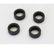 Kyosho Dslot43 DSP4016 B-Type Front Tires set (14/10-60) R8/LP640/P962C x4