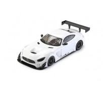"NSR 0092AW Mercedes-AMG Test Car ""White"" - AW King 21 EVO 3"