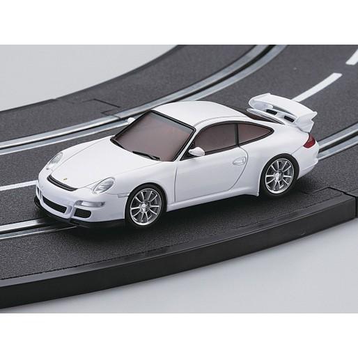 kyosho dslot43 porsche 911 gt3 blanche slot car union. Black Bedroom Furniture Sets. Home Design Ideas