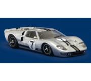 NSR 1088SW Ford GT40 n.7 - Qualify 24h Le Mans 1966