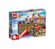 LEGO 10767 Le spectacle de cascades de Duke Caboom