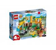 LEGO 10768 L'aventure de Buzz et la Bergère dans l'aire de jeu