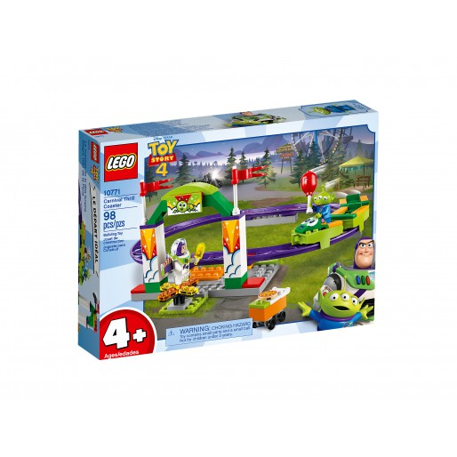 LEGO 10771 Carnival Thrill Coaster