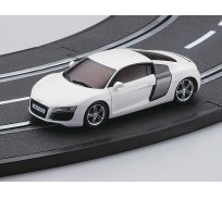 Kyosho Dslot43 Audi R8 White