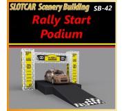 MHS Model SB-42s1 Rally Start Podium Serie -1