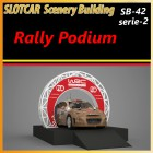 MHS Model SB-42s2 Rally Start Podium Serie -2