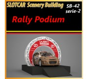 MHS Model SB-42s2 Rally Podium Serie -2