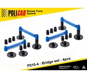 Policar P010-4 Supports Pont x4