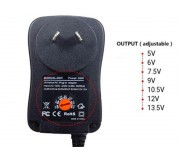 Policar P003EU-1 Adjustable Power Supply - EU