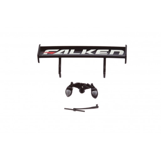 "Carrera 89963 Spare Parts for BMW M6 GT3 ""Team Falken, No.3"""