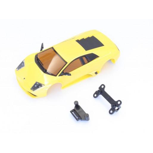 Kyosho Dslot43 Bodyshell set Lamborghini Murciélago LP640 Pearl Yellow