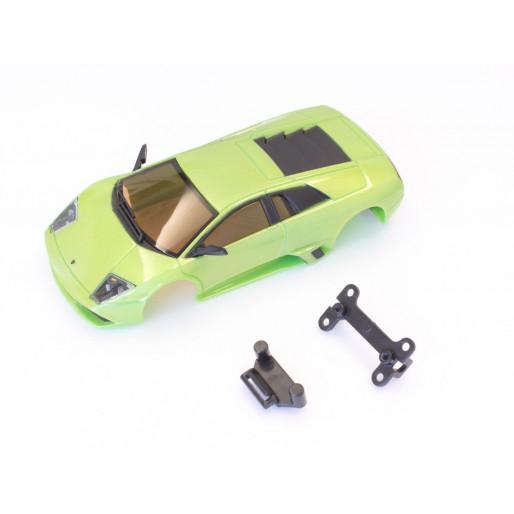 Kyosho Dslot43 Bodyshell set Lamborghini Murciélago LP640 Pearl Green