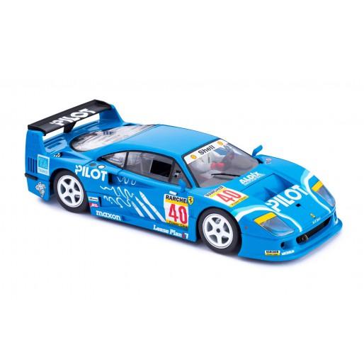 Policar CAR03c Ferrari F40 n.40 Silverstone 1995