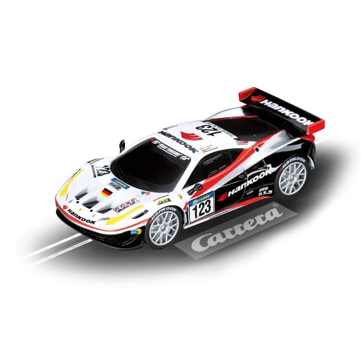 "Carrera DIGITAL 143 41353 Ferrari 458 GT2 ""Hankook Team Farnbacher, No.123"""
