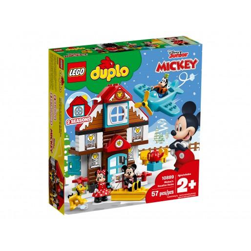 LEGO 10889 Mickey's Vacation House
