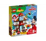 LEGO 10889 La maison de vacances de Mickey