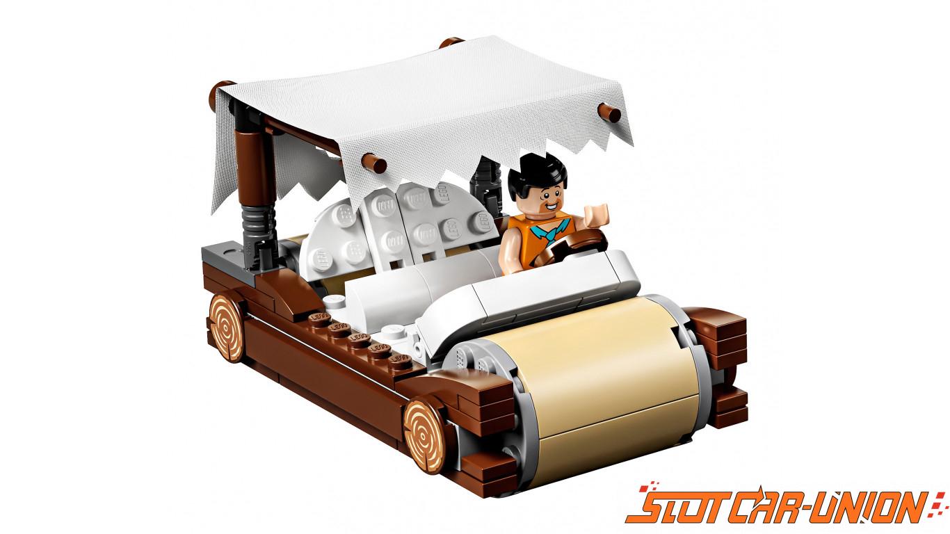 LEGO 21316 Les Pierrafeu