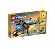 LEGO 31096 L'hélicoptère à double hélice