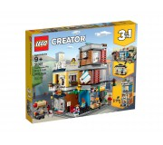LEGO 31097 L'animalerie et le café