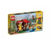LEGO 31098 Le chalet dans la nature