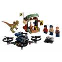 LEGO 75934 Dilophosaurus on the Loose