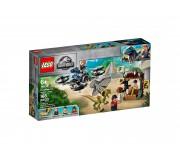 LEGO 75934 Dilophosaure en liberté