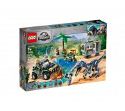 LEGO 75935 Baryonyx Face-Off: The Treasure Hunt