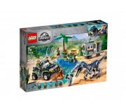 LEGO 75935 L'affrontement du baryonyx : la chasse au trésor