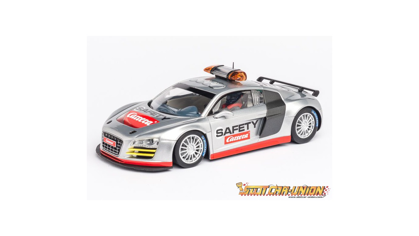 carrera digital 124 23799 audi r8 lms carrera safety car. Black Bedroom Furniture Sets. Home Design Ideas