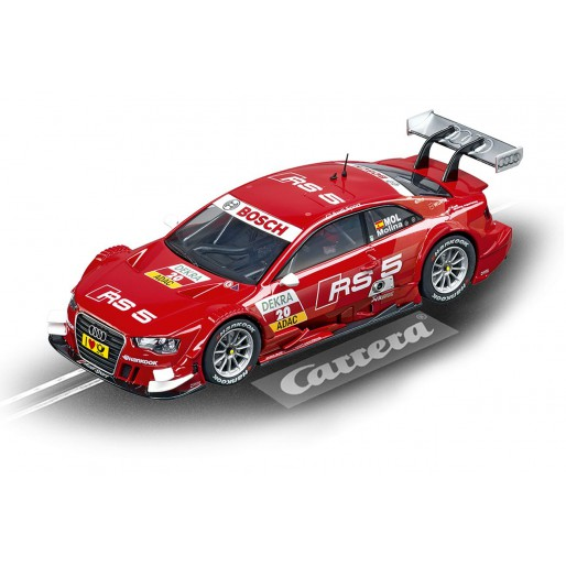 Carrera DIGITAL 132 30674 Audi A5 DTM, M.Molina No.20, 2013
