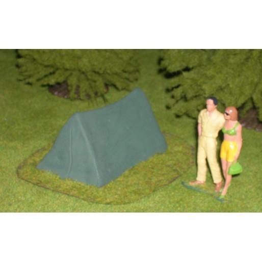 Slot Track Scenics TE 1 Tente de Camping