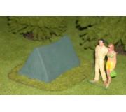 Slot Track Scenics TE 1 Camping Tent