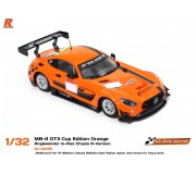 Scaleauto SC-6218D MB-A GT3 Orange - Cup Edition Orange Anglewinder In-Flex Chasis
