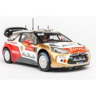 Carrera Evolution 27460 Citroën DS3 WRC, Citroën Total Abu Dhabi No.1