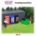 WASP Distributeur automatique