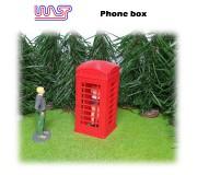 WASP Cabine Téléphonique